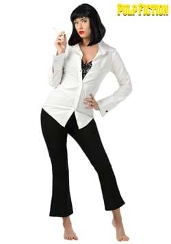 Women's Plus Size Mia Wallace Pulp Fiction Costume