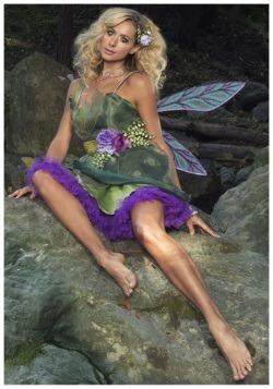 Woodland Fairy Costume