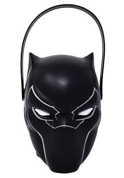 Black Panther Plastic Trick or Treat Pail