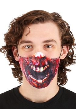 Adult Zombie Sublimated Face Mask