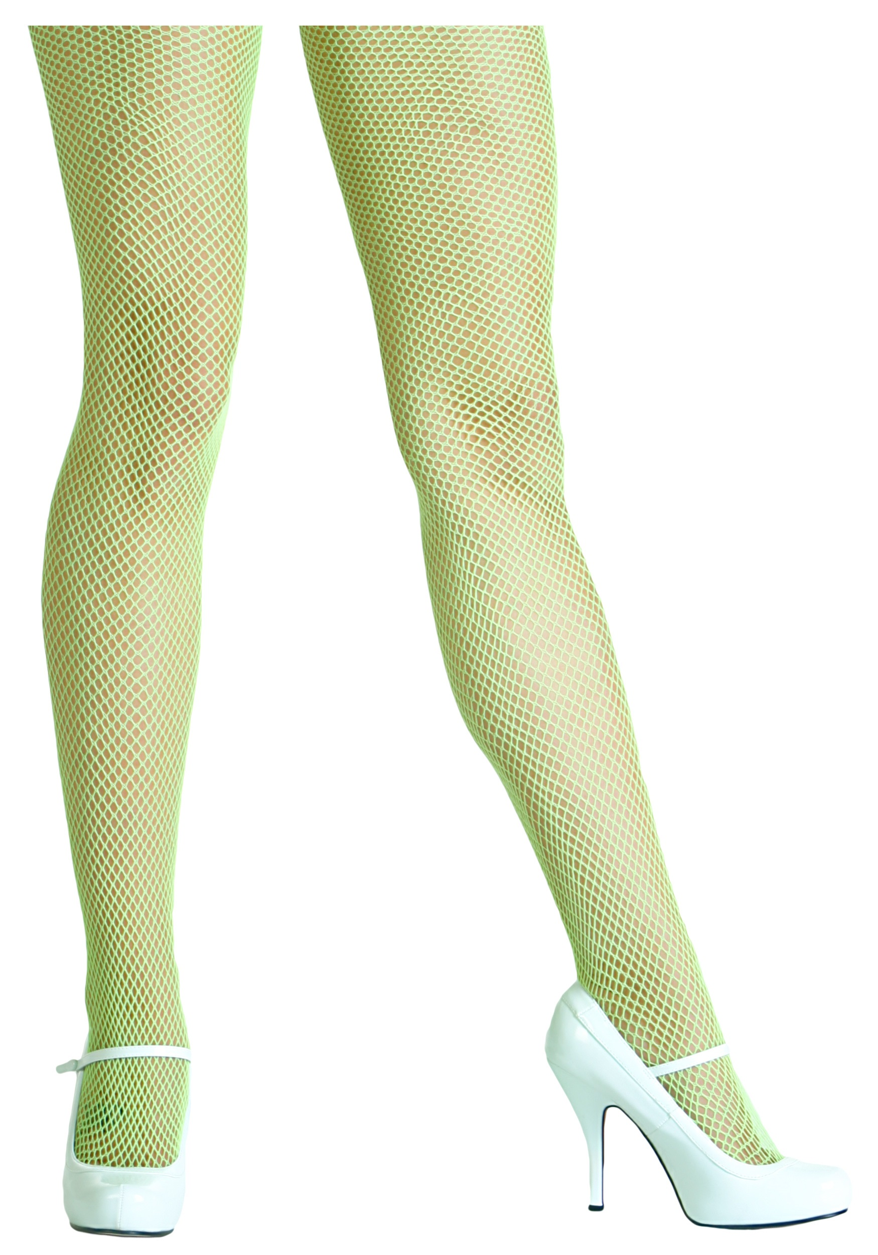 INOpets.com Anything for Pets Parents & Their Pets Neon Green Fishnet Tights