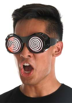 Black & Red X-Ray Goggles