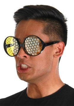 Bug Eyes Glasses Black/Yellow