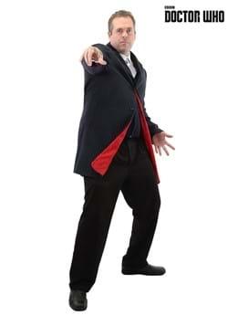 Twelfth Doctor Jacket Mens XXL
