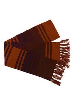 Fourth Doctor Purple Knit Scarf 6'