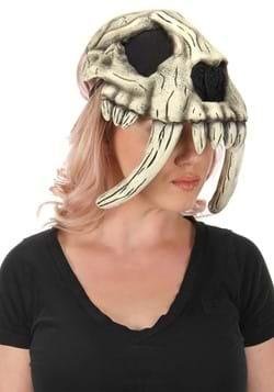 Sabertooth Skull Mask