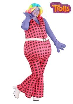 Trolls Womens Plus Lady Glitter Sparkles Costume