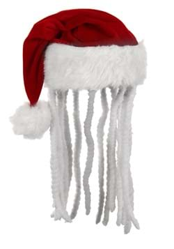 Dread Santa Plush Hat