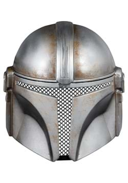 Star Wars: The Mandalorian Battle Damaged 1/2 Mask for Kids