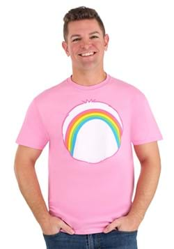 Cheer Bear Adult Unisex Costume T-Shirt Alt 1