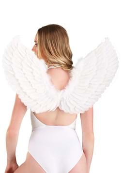 Divine White Angel Wings