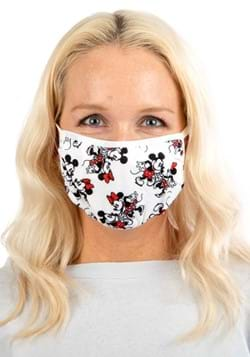Minnie & Mickey Adjustable Face Cover