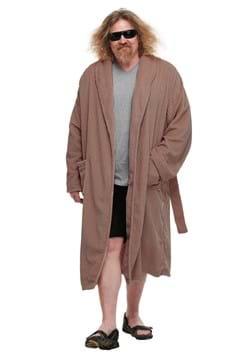 Plus The Big Lebowski The Dude Bathrobe Costume