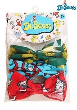 Costume Dr. Seuss Bow Tie Set 3 pcs