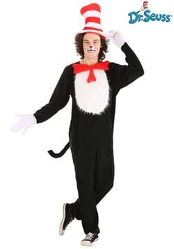 Dr. Seuss Cat in the Hat Costume for Adults