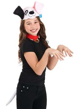 101 Dalmatians Patch Headband, Collar & Tail Kit
