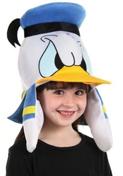 Donald Duck Sprazy Toy Hat