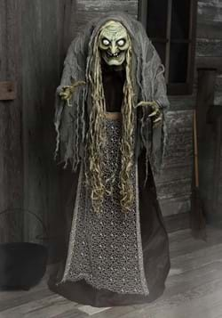 5ft Hag the Witch Animatronic