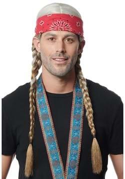 Mens Willie Costume Wig