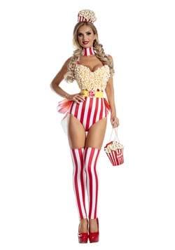 Womens Popcorn Babe Costume