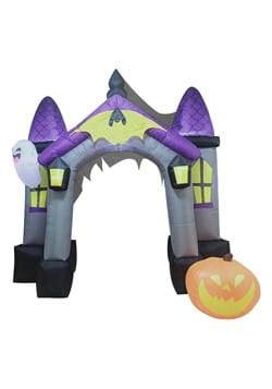 Inflatable 9ft Haunted House Archway Decoration