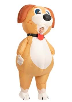 Inflatable Adult Dog Costume