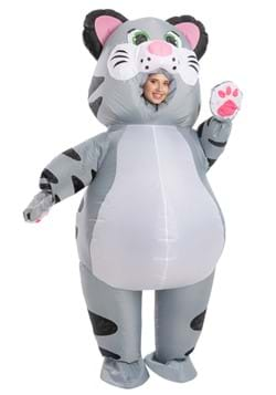 Inflatable Adult Cat Costume