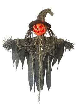 3 FT Hanging Light Up Pumpkin Witch