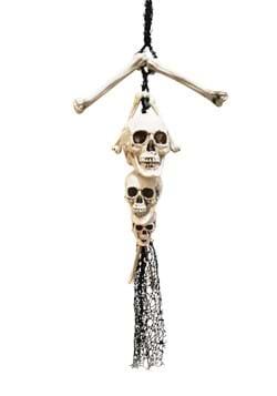 30in Bones and Skulls Hanger
