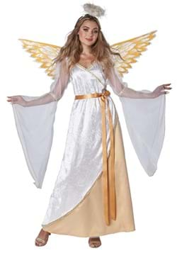 Womens Guardian Angel Costume