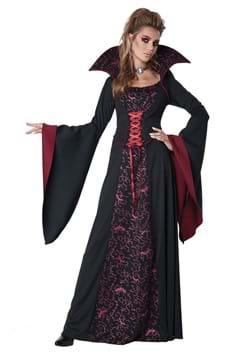 Womens Royal Vampire Costume