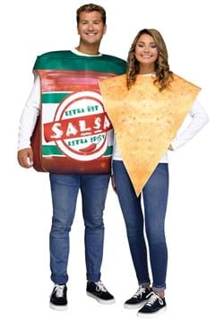 Adult Chips and Salsa Couples Costume