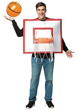 Basketball Hoop and Ball Costume