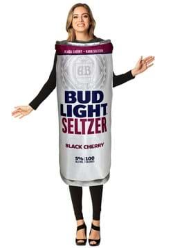 Adult Bud Light Black Cherry Seltzer Can Costume
