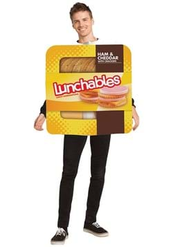 Lunchables Adult Costume