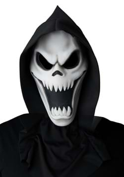 Light Up White Spectre Mask