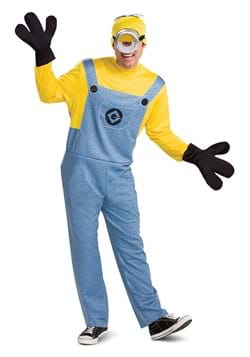 Adult Deluxe Minion Costume