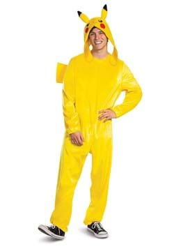 Pokemon Pikachu Deluxe Costume for Adults