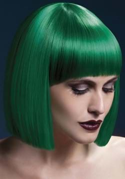 Fever Green Lola Heat Styleable Wig for Women