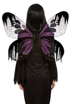 Dark Botanicals Purple Moth Wings