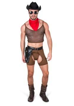 Men's Sexy CowBoy Costume