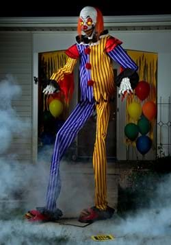 7ft Animated Funzo the Clown
