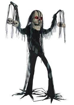 7ft Catacomb Creature Animated Prop