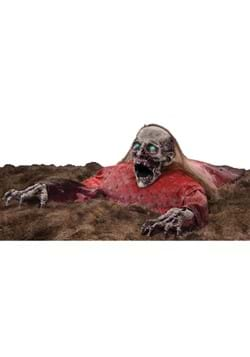 Animated Clawing Zombie Prop