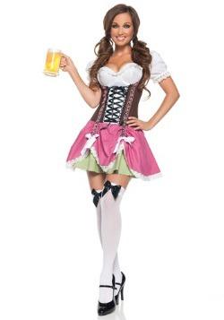 Swiss Girl Costume