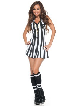 Womens Referee Costume