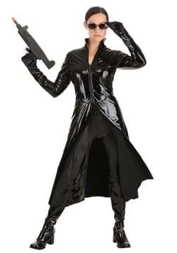 The Matrix Women's Trinity Costume