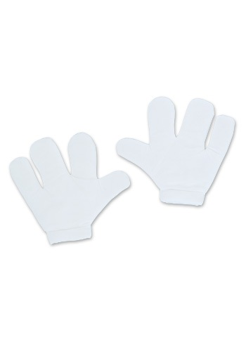 Giant Cartoon Hand Gloves