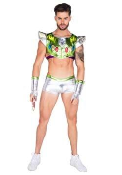 Men's Sexy Toy Astronaut Costume