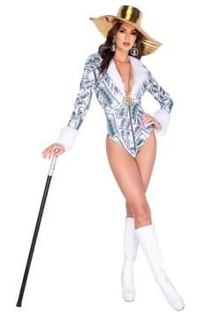 Women's Sexy High Roller Pimp Costume